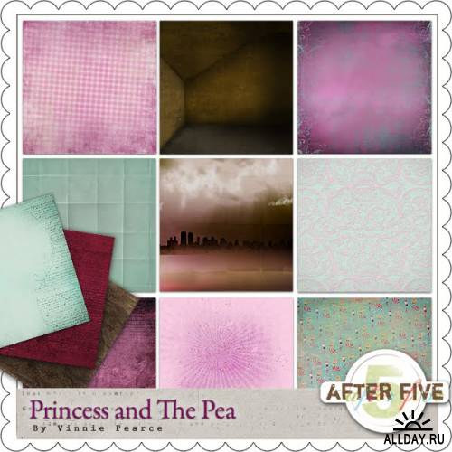 Scrap - Princess And The Pea