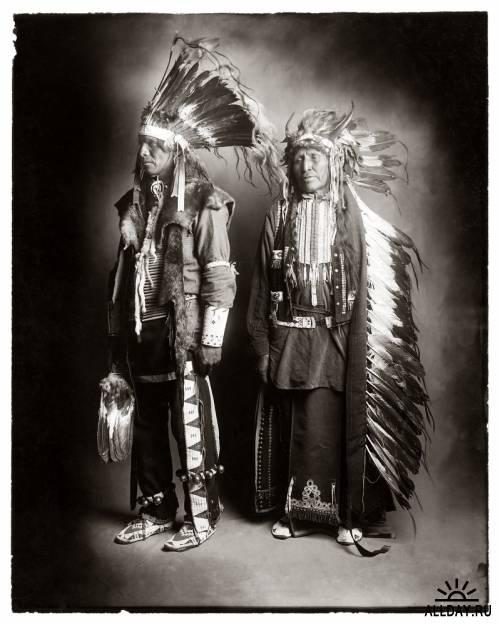 Фото коренных американцев