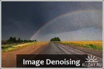 DenoiseMyImage Professional 2.8 Standalone & Photoshop Plug-In 32-bit ML(Rus)