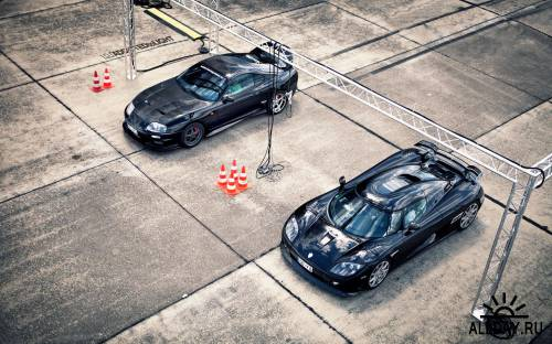 55 Beautiful Cars HD Wallpapers (Set 36)