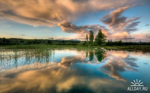 Великолепные красоты природы земли (Часть 17)