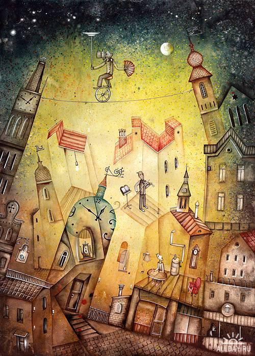 Цирк (на дроті) - Fairy Circus