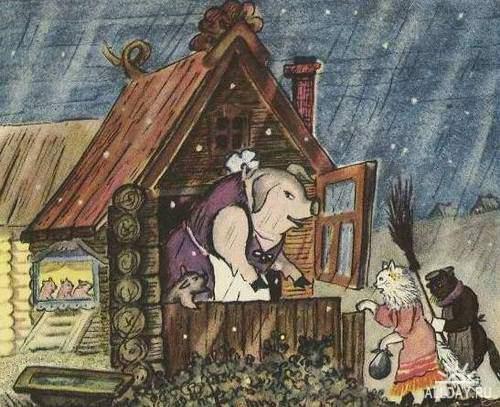 Любимые художники нашего детства - Васнецов Юрий Алексеевич