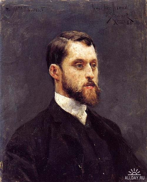 Julius LeBlanc Stewart, Юлиус Леблан Стюарт (1855- 1919)