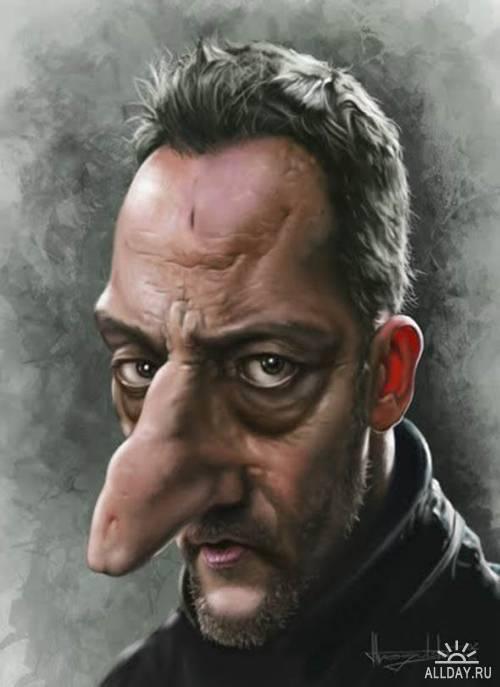 Карикатурист Patrick Strogulski