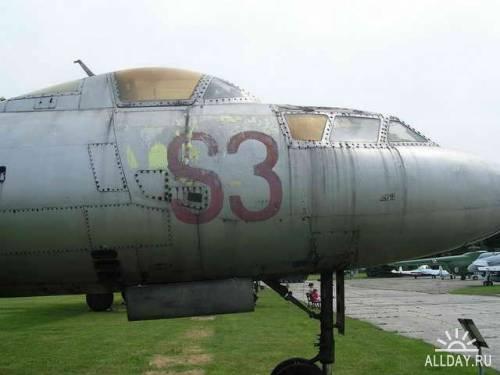 Советский бомбардировщик ИЛ-28