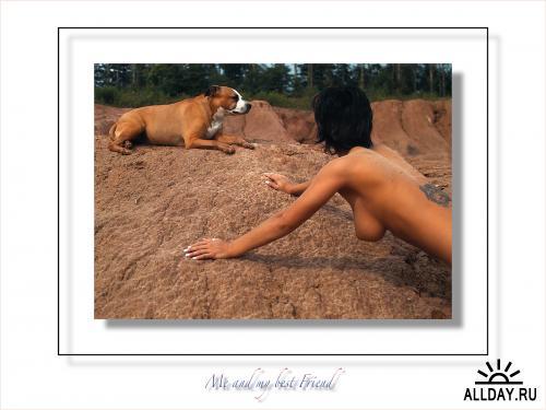 Фотограф Franz Josef Heinen (Nude - Part 1 of 2)