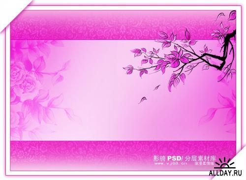 Classic Chinese Wedding temples Pack 9/50 (Часть 1)