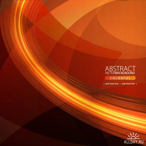 Абстрактный фон. Вып.40   Abstract background. Set.40