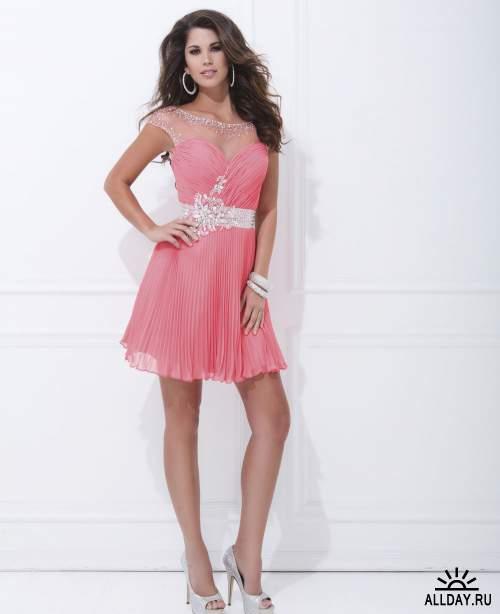 Коллекция платьев 7 - платье для коктейля (JPG)