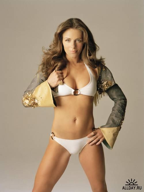 Большая подборка моделей и знаменитостей (Elizabeth Hurley)
