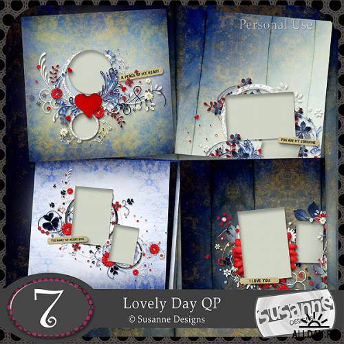 Scrap kit  Lovely Day