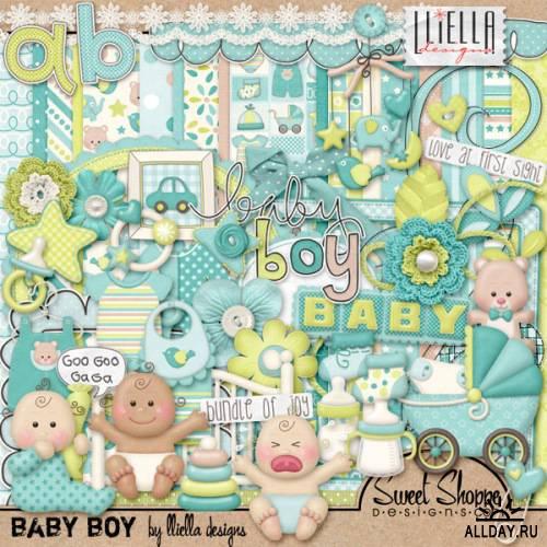 Скрап-набор - Baby Bundle