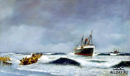 Antonio Nicolo Gasparo Jacobsen (1850-1922)
