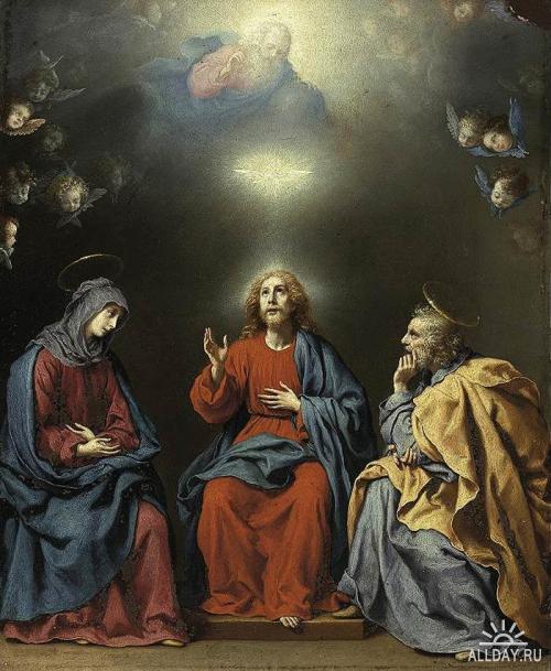 Итальянские художники и скульпторы флорентийской школы 13-18 веков. ч.13 (заключительная)