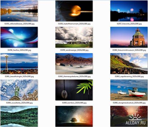 Amazing HD Wallpapers Ultimate Collection set 3