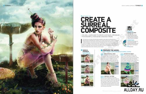 [center]Advanced Photoshop - Issue 94 2012