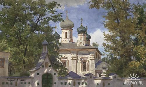 Работы художника Андрияка С.Н. Живопись