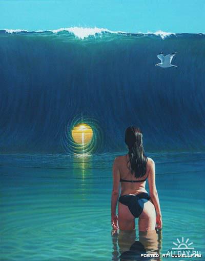 Искусство видеть невидимое
