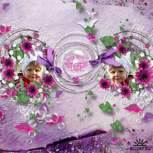 Scrap kit  Fragrant