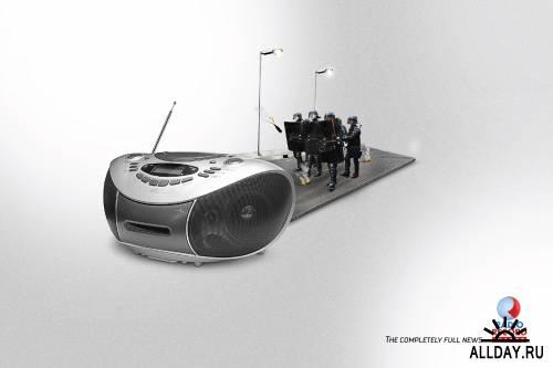 Современная реклама: MIX#104