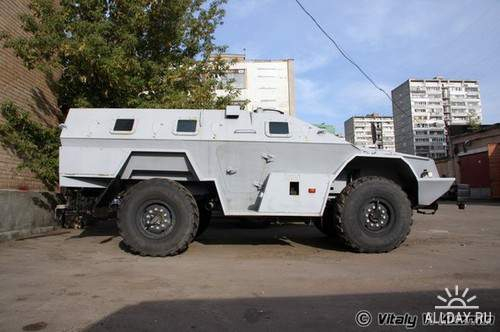 Фотообзор КАМАЗ-43269 Выстрел
