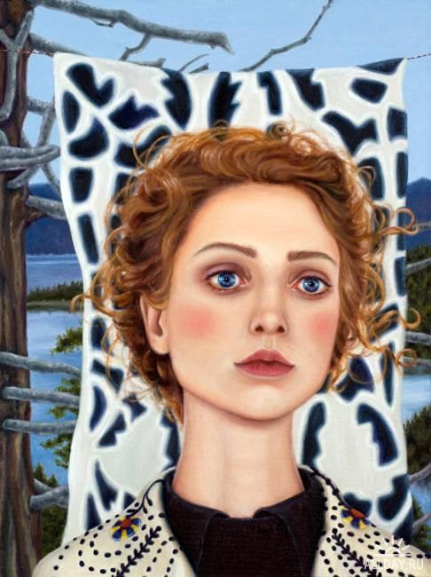 Artworks by Alison Blickle