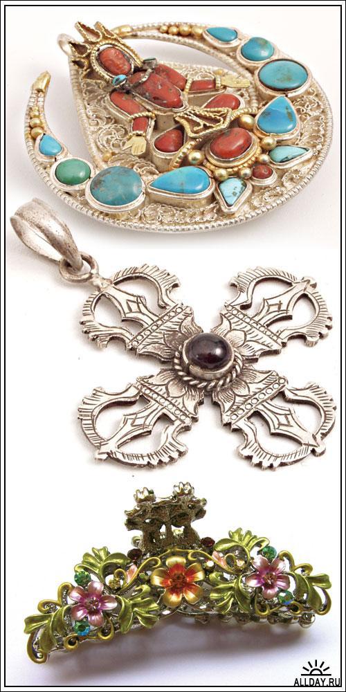 Фотоклипарт - Jewellery 5