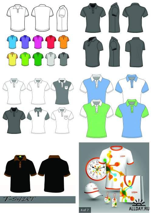 Дизайн футболок / T-Shirt Design 24