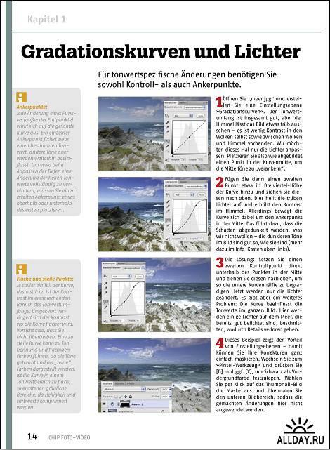 Chip Foto und video - Special Edition Landschaftsfotografie №04 2011