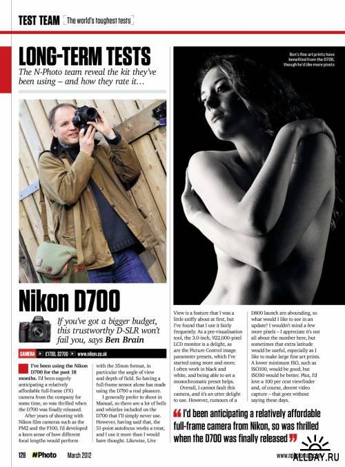 N-Photo №3 (март 2012) / UK
