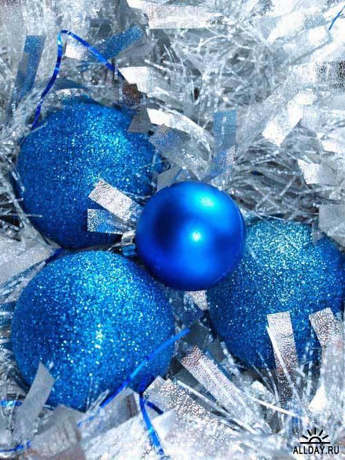 Xmas balls. Set.18 | Новогодние шары. Вып.18