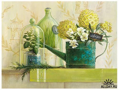 Работы Angela Staehling