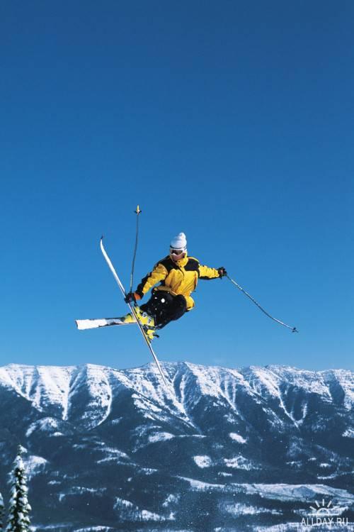 Фотосток – Зимний отдых в горах 6