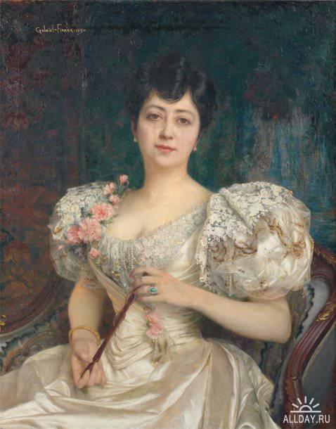 Gabriel Ferrier (1847-1914)