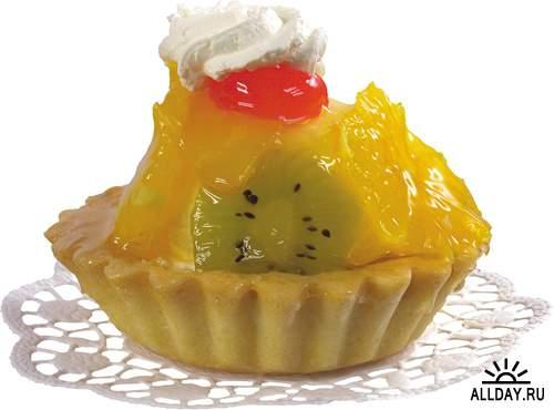 Пирожное и десерт (подборка изображений)