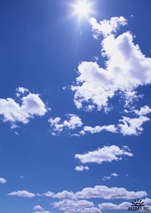 Небесный и Облачный Клипарт 2