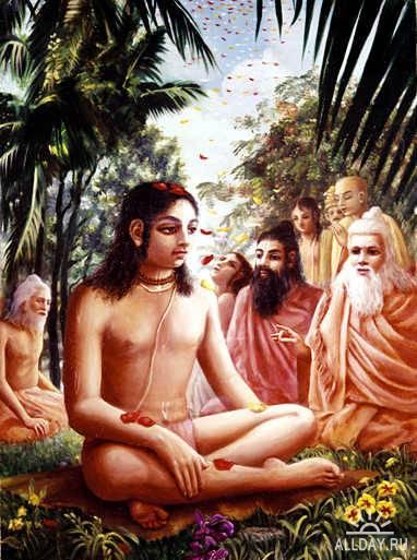 Кришна - коллекция изображений. Часть14