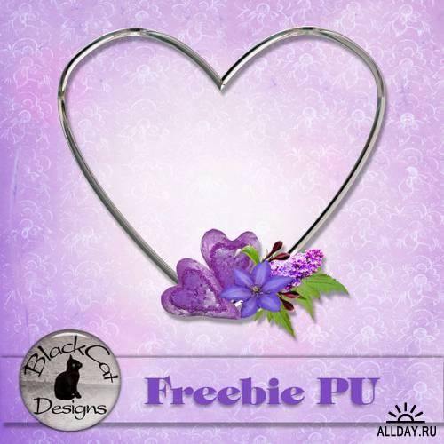 Скрап-набор - Everyone loves lilacs (повторная публикация)