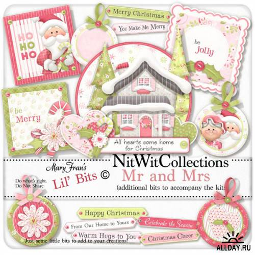 Scrap kit  Mr And Mrs Collection
