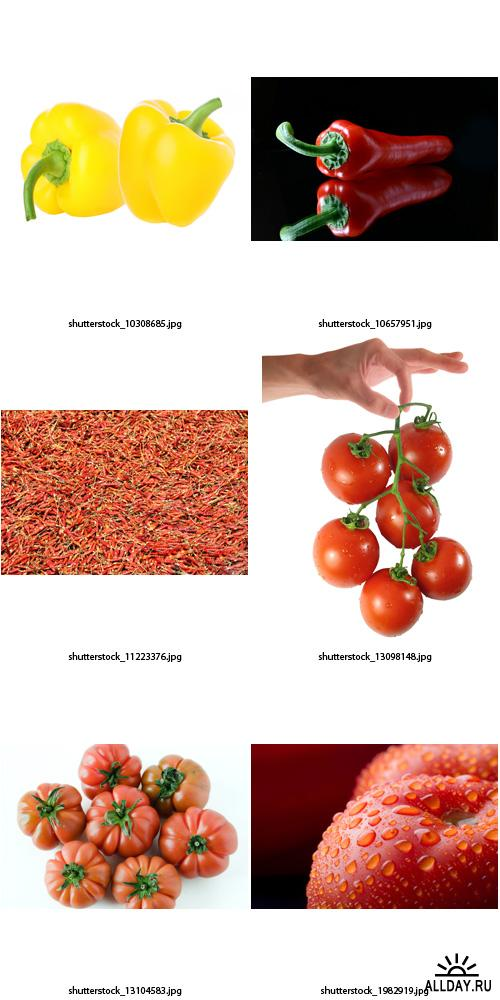 Amazing SS - Pepper & Tomatoes   Перец & Томаты