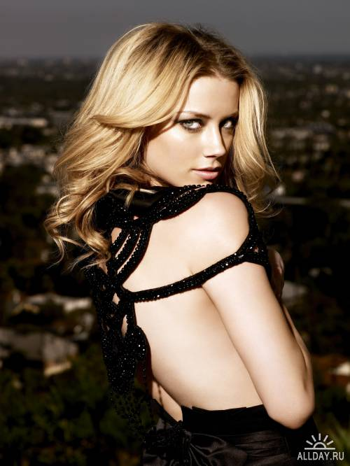 Amber Heard - James White Photoshoot for Maxim (UHQ)