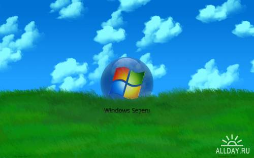 Обои Windows 7