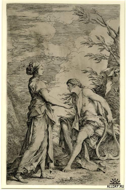Роза Сальваторе (Rosa Salvatorе) (1615-1673)