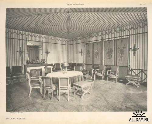 Collections & souvenirs de Malmaison  appartements, meubles et decoration