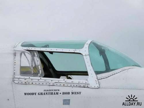 Американский бомбардировщик Consolidated PB4Y-2 Privateer