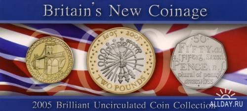 British Coin Sets