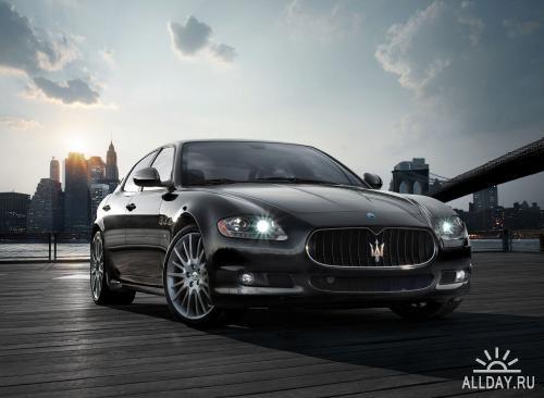 Лучшие автомобили мира