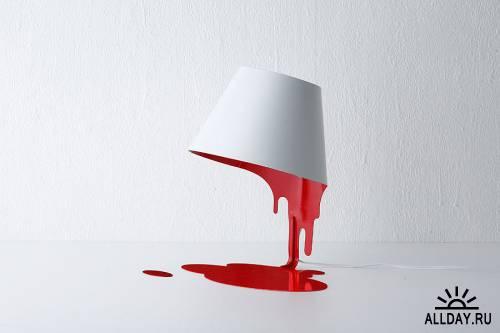 Креативные лампы