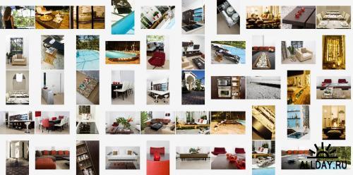 Photostoсks от GlowImages. Modern Home и Modern Living - Современные дома и современная жизнь